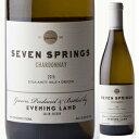 シャルドネ セブン スプリングス ヴィンヤード エオラ アミティ ヒルズ 2014 イヴニング ランド ヴィンヤーズ 750ml Chardonnay Seven Springs Vineyard Eola Amity Hills Evening Land Vineyards