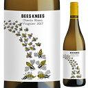 【6本〜送料無料】ビーズ ニーズ シュナン ブラン ヴィオニエ 2017 ベン ジョーダン 750ml [白]Bees Knees Chenin Blanc Viognier B..