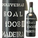 【送料無料】マデイラ ブアル 1908 ペレイラ ドリヴェイラ 750ml [マデイラ]Madeira Boal Pereira D'oliveira