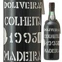 【6本〜送料無料】マデイラ オールド ワイン 1995 ペレイラ ドリヴェイラ 750ml [マデイラ]Madeira Old Wine Pereira D'oliveira