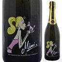 【6本〜送料無料】ミミ メトード トラディショネル NV ワイン ポートフォリオ 750ml [白]Mimi Methode Traditionnelle Wine Portfolio