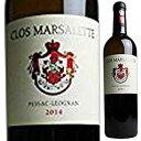 【6本〜送料無料】クロ マルサレット 2014 750ml [赤]Clos Marsalette