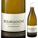 【6本〜送料無料】ブルゴーニュ ブラン 2015 ドメーヌ ジャック ジラルダン 750ml [白]Bourgogne Blanc Domaine Jaques Girardin