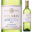 【6本〜送料無料】甲州 シュール リー 2018 マンズワイン ソラリス 750ml [白]Kosyu Sur Lie Manns Wines Solaris