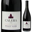 【6本〜送料無料】セントラル コースト ピノノワール 2016 カレラ 750ml 赤 Central Coast Pinot Noir Calera