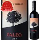 【6本~送料無料】パレオ ロッソ 2017 レ マッキオーレ 750ml [赤]Paleo Rosso Azienda Agricola Le Macchiole