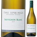 【6本~送料無料】ザ スプリングス ソーヴィニヨン ブラン 2019 アロハ ニュージーランド 750ml [白]The Springs Sauvignon Blanc Southern Boundary Wines [スクリューキャップ]