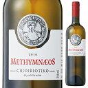 ショッピングEOS 【6本〜送料無料】メシムネオス ドライ ホワイト 2016 750ml [白]Methymnaeos Dry White Wine [ビオロジック]