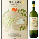 オールド ハンズ ソーヴィニヨン ブラン オーガニック 2018 ボデガス ラ プリシマ 750ml Old Hands Roble Sauvignon Blanc Organic Bodegas La Purisima