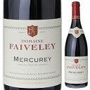 ショッピングキュレル 【6本〜送料無料】メルキュレ ルージュ 2018 フェヴレ 750ml [赤]Mercurey Rouge Faiveley
