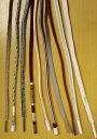 正絹 おしゃれ用 帯〆 色パターン10種 帯締め 日本製 翡嵐工房謹製 トッカ 送料無料 送料込み