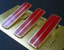 メール便送料無料 クリップ(赤) 大3ヶ入り 着付け小物 和装小物 着物 長襦袢 きもの 着付け 仮