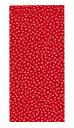 踊り衣裳 反物 綸子長襦袢地 淀印 白×赤 取り寄せ商品 日本の踊り 掲載 着付小物 着物 肌着 民謡 発表会 稽古 メール便不可《女性用 レディース》 ポイント20倍 ポイント20倍