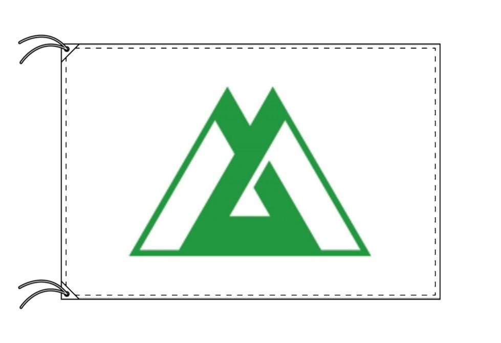 富山県旗 : 【一度は行ってみた...