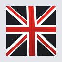 バンダナ・お弁当チーフ・イギリス国旗柄・ユニオンジャック(51×51cm・綿100%)