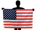 アメリカ国旗・USA・星条旗[70×105cm・ポリエステル100%]あす楽対応