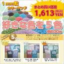 *日本製の色砂*カラーサンド1mm粒/Kタイプ【お好きな色を5色】各200g入り※メール便不可