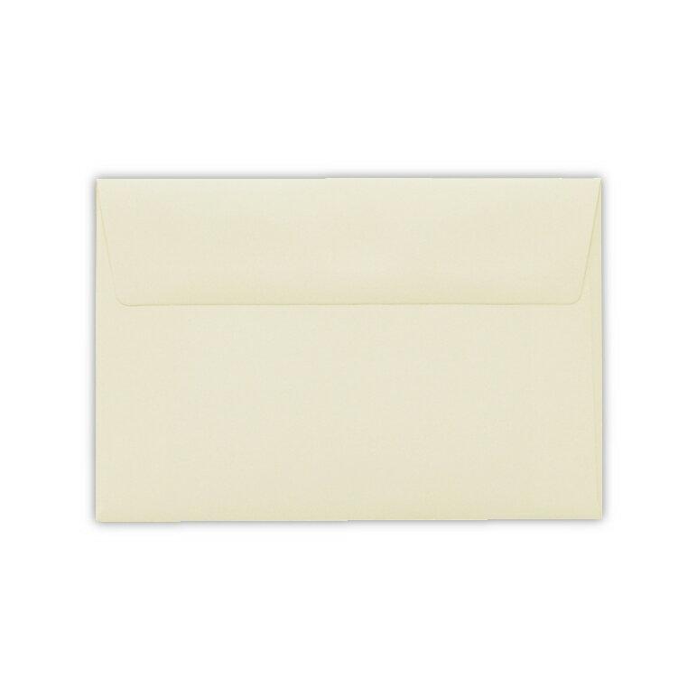 招待状 封筒 クリーム 定形 15.5cm×12.0cm 結婚式 ウェディング 追加 手作りセット テンプレート無料配布 ゆうパケット送料250円(70枚以内)