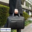 Samsonite サムソナイト LEATHER BUSINESS CASES 2層ビジネスバッグ 43122-1041 /男性用 メンズ/ブリーフケース/革 本革 レザー/B4/2way/大容量/パソコン/バッグ/鞄 かばん/ 【あす楽対応】 【楽ギフ_包装】