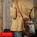 ショッピングiPad BLAZER CLUB 縦型ショルダーバッグ /男性用/メンズ/ショルダーバッグ/斜めがけバッグ/B5/iPad/合皮/鞄/かばん/日本製/おしゃれ/軽量/ 【送料無料】 【楽ギフ_包装】