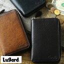 【ポイント10倍】 青木鞄 二つ折り財布 ラウンドファスナー...