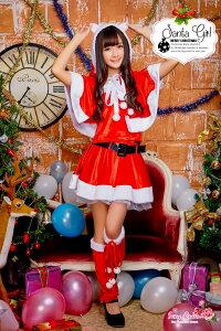 サンタコスプレネコ耳猫耳衣装サンタクロース衣装仮装クリスマスコスチュームセクシーサンタパーティコスプレ衣装予約こすぷれX'masChristmasサンタコスサンタコスプレサンタ衣装クリスマスコスチュームクリスマスコスプレ通販サンタ