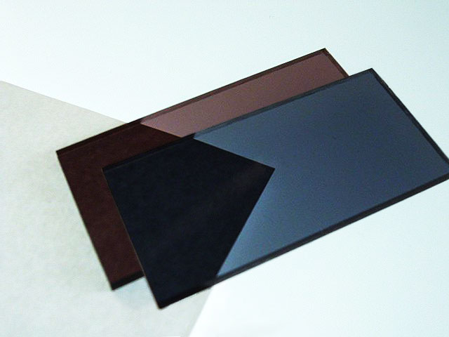 Acrylic board (extruded) Smoked - thickness (3 mm) -1300  1100