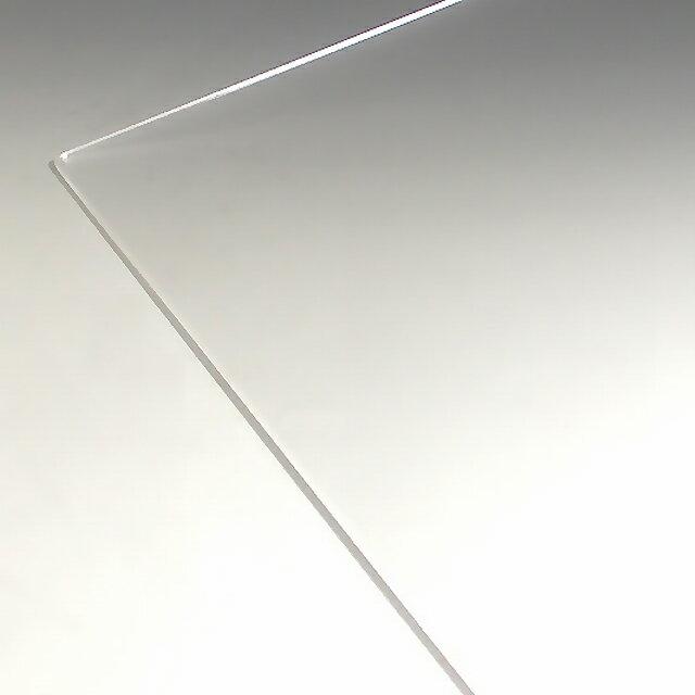 アクリル板(押出し)透明-板厚(5mm) 2000mm×1000mm★ 1枚分オーダーカット無料 ★(アクリル板 フィギュアケース パネル テーブルマット アクリル板)