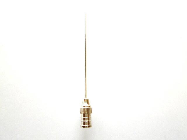 ガラス注射器専用注射針(長さ50mm)(針 注射針 注射器 ガラス アクリル 接着剤 プラ…...:toumeikan:10006889