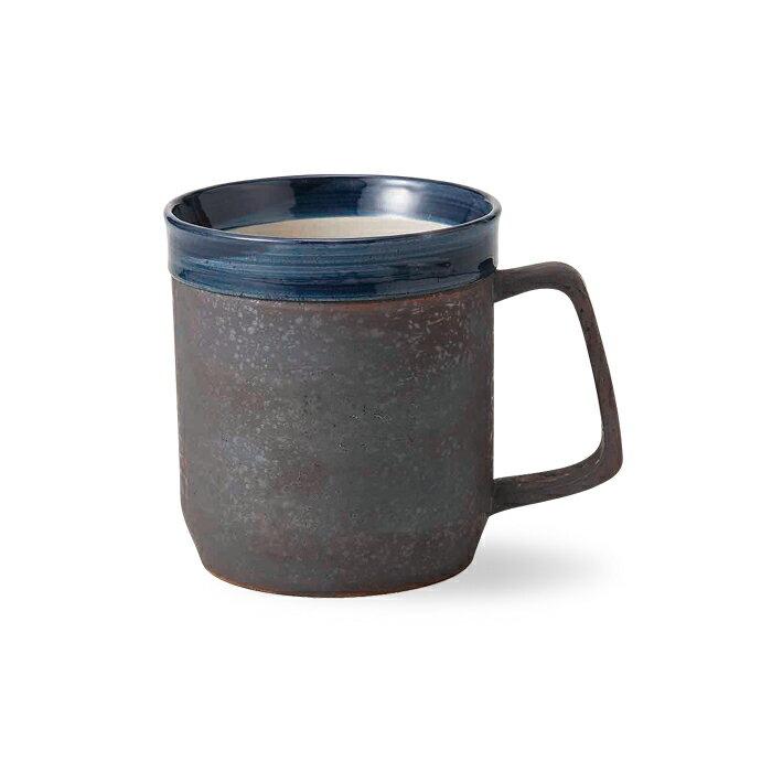 波佐見焼 黒陶 D軽量マグカップ 325ml コップ 保温 保冷 軽い 丈夫 電子レンジ可 ドリンクカップ 通販 楽天 ギフト 贈り物 敬老の日 HASAMI おしゃれ