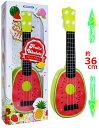 楽器 ギター フルーツギター ウクレレ おもちゃ かわいい ...