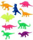 やわらかミニ恐竜(約100個入)