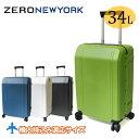 ゼロニューヨーク スーツケース Travellers 1泊〜3泊 49cm 34L ZERO NEWYORK 94131 機内持ち込み可能サイズ エース/高品質/あす楽/ポイント10倍