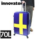 エントリー イノベーター スーツケース ポイント
