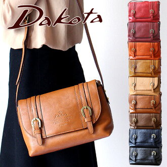 Dakota Dakota bag cube made in Japan shoulder bag 1030305 Womens Bag shoulder bag also support points 10 times