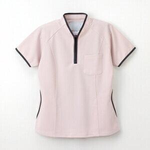 NX-5202 男女兼用上衣 ピンク S ナガイレーベン