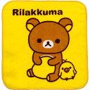 ★NEW★キャラクター リラックマ ミニタオルハンカチ 「いつでもリラックス」【20枚までメール便OK!】【NEW】