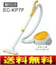 【送料無料】シャープ(SHARP) 掃除機 キャニスタータイプ(紙パック方式)クリーナー【14-Jan】【02P17Jan14】【20-Jan】 EC-KP7F-D