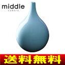 【送料無料】ドウシシャ ハイブリッド加湿器(ハイブリッド式) ミドルカラーズ(middle colors) アロマ加湿器【RCP】 MD-KH1401(TBL)