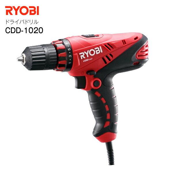 送料無料RYOBI(リョービ)ドライバドリル(電動ドライバードリル)電動工具・DIYツール64580
