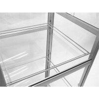ガラス棚板セット(FHB-1508S、FHR-1508SS、MRE-1508SS用) TOP-PT30 TOPCREATE(トップクリエイト)