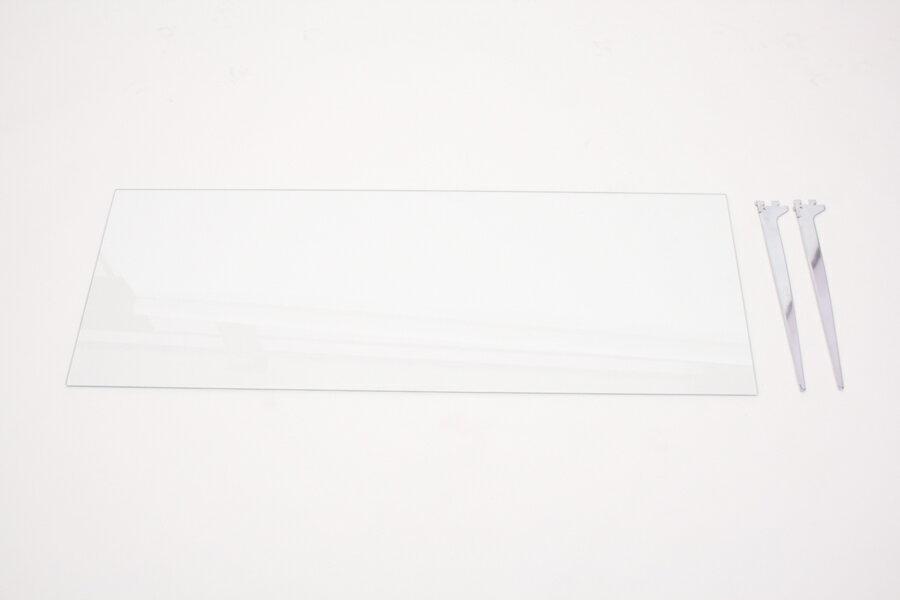 ガラス棚板セット(TOP-1508SG用) TOP-PT50 TOPCREATE(トップクリエイト)