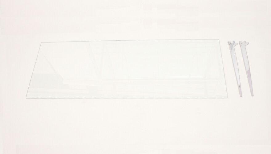 ガラス棚板セット(TOP-1511SG用) TOP-PT60 TOPCREATE(トップクリエイト)
