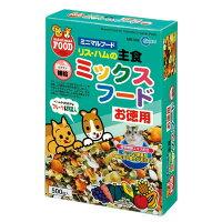 リス・ハムの主食ミックスフードお徳用 500g MR-544 MARUKAN(マルカン)
