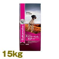 【取り寄せ】ユーカヌバ プレミアムパフォーマンス ワーキング&エンデュランス 15kg 活発犬用 全犬種用 1歳以上 Eukanuba(ユーカヌバ)