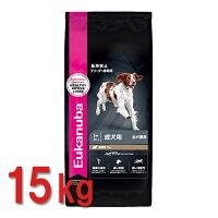 ユーカヌバ アダルト ラム&ライス 15kg 成犬用 中・大型犬用 1歳以上 Eukanuba(ユーカヌバ)