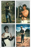 Tales from the Golden Age of Rattlesnake Hunting ・ ガラガラヘビハンティング ECOユニバース(エコユニバース)