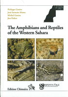The Amphibians And Reptiles Of The Western Sahara ・ アフリカ西サハラの両生類・爬虫類図鑑 ECOユニバース(エコユニバース)