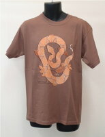 Copperhead マムシ Tシャツ ECOユニバース(エコユニバース)