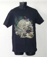African Tortoises アフリカのカメ Tシャツ ECOユニバース(エコユニバース)